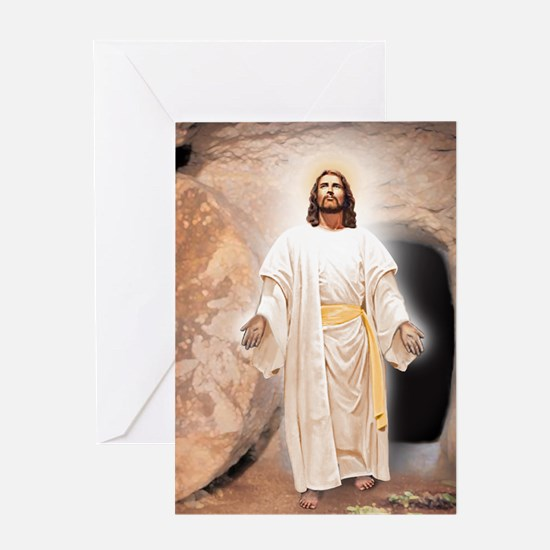 Unique Jesus Greeting Card