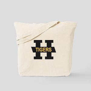 Retro NHL 1924 Hamilton Tigers Tote Bag
