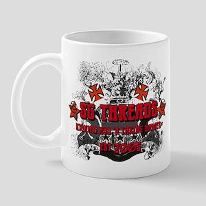 SG Threads Mug