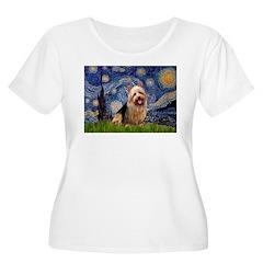 Starry-AussieTerrier T-Shirt