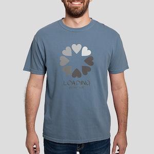 New baby loading hearts T-Shirt