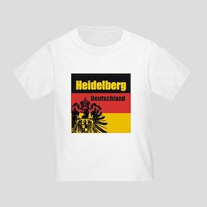 Heidelberg Deutschland Toddler T-Shirt