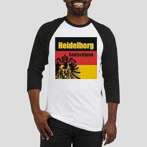 Heidelberg Deutschland Baseball Jersey