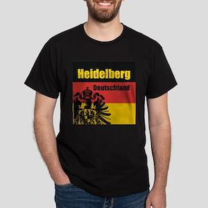 Heidelberg Deutschland Dark T-Shirt