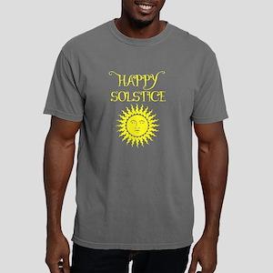 Happy Solstice Women's Dark T-Shirt