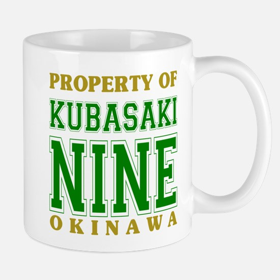 Kubasaki Nine Mug