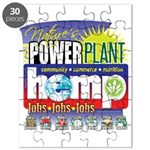 Hemp Power Plant Puzzle
