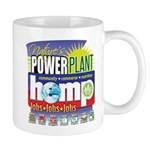 Hemp Power Plant Mug