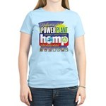 Hemp Power Plant Women's Light T-Shirt