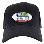 Hemp Power Plant Black Cap