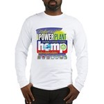 Hemp Power Plant Long Sleeve T-Shirt