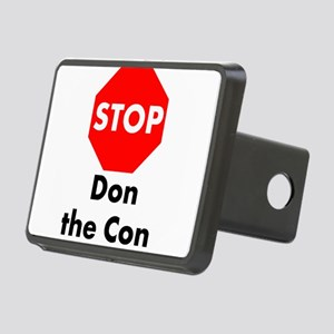 Stop Don the Con Hitch Cover