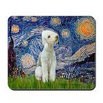 Starry / Bedlington Mousepad