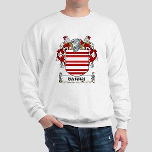 Barry Coat of Arms Sweatshirt