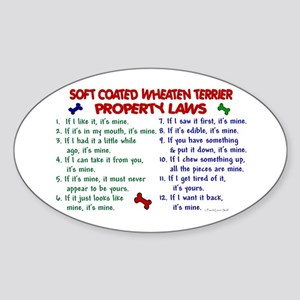 Soft Coated Wheaten Terrier Property Laws 2 Sticke