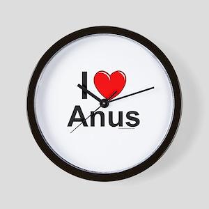 Anus Wall Clock