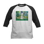Bridge / Bedlington T Kids Baseball Jersey