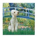 Bridge / Bedlington T Tile Coaster