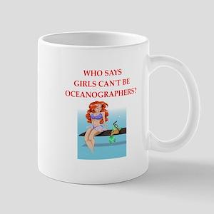 Girl scientist humor Mugs