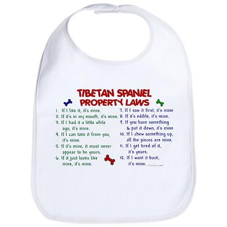 Tibetan Spaniel Property Laws 2 Bib