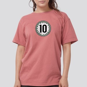 Naija Football Legend Black 10 T-Shirt