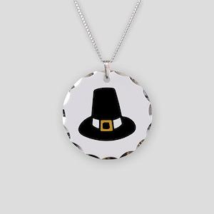Pilgrim Hat Necklace