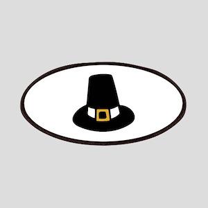 Pilgrim Hat Patch