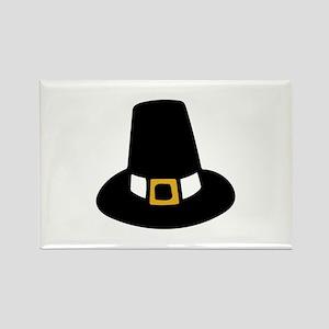 Pilgrim Hat Magnets