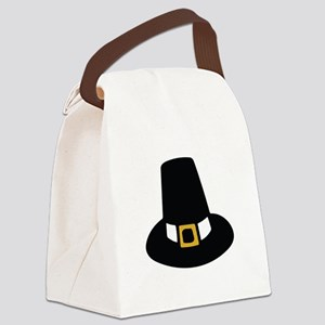 Pilgrim Hat Canvas Lunch Bag