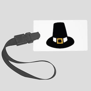 Pilgrim Hat Luggage Tag