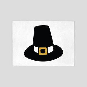 Pilgrim Hat 5'x7'Area Rug