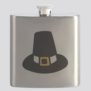 Pilgrim Hat Flask