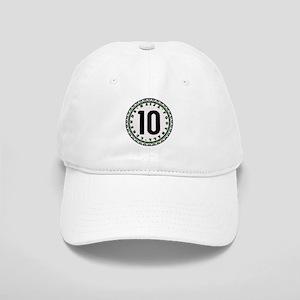 Naija Football Legend Black 10 Cap