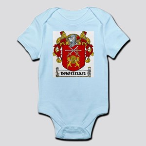 Brennan Coat of Arms Infant Bodysuit