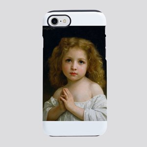 Little Girl by William Adolp iPhone 8/7 Tough Case