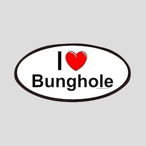 Bunghole Patch