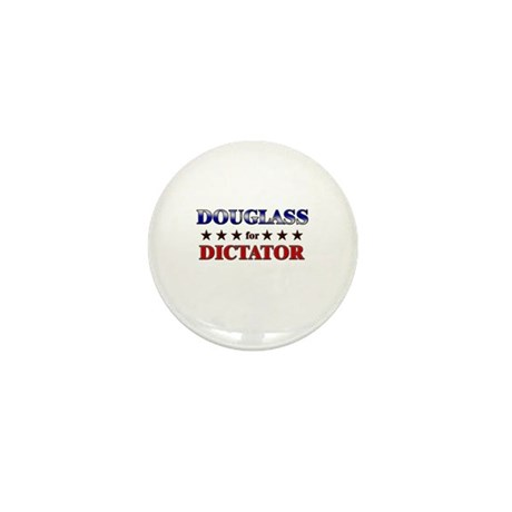 DOUGLASS for dictator Mini Button (10 pack)