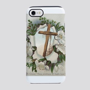 victorian-greeting-card---ea iPhone 8/7 Tough Case