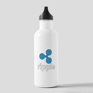 Ripple / XRP Logo Water Bottle