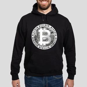 Bitcoin BTC Coin Logo Sweatshirt