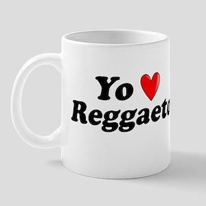 Yo Amo Reggaeton Mug