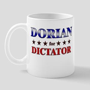 DORIAN for dictator Mug