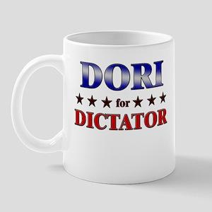 DORI for dictator Mug