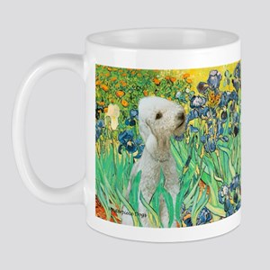 Irises /Bedlington T Mug