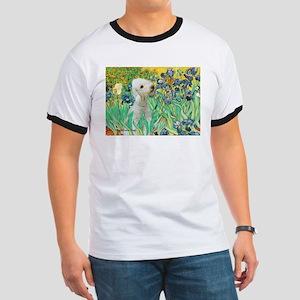 Irises /Bedlington T Ringer T