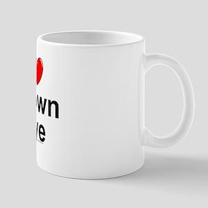 Brown Eye Mug