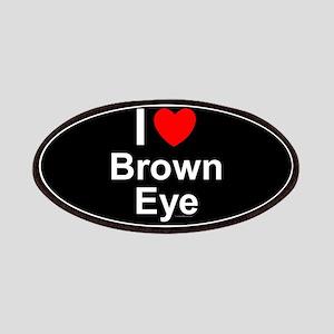 Brown Eye Patch