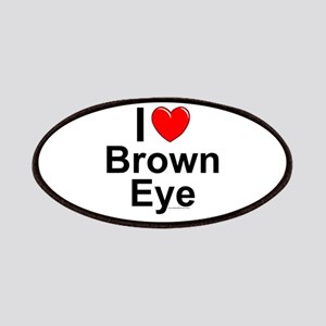 Brown Eye Patch