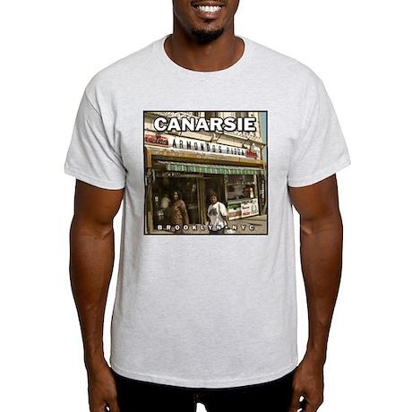 Canarsie Armondo's White T-Shirt