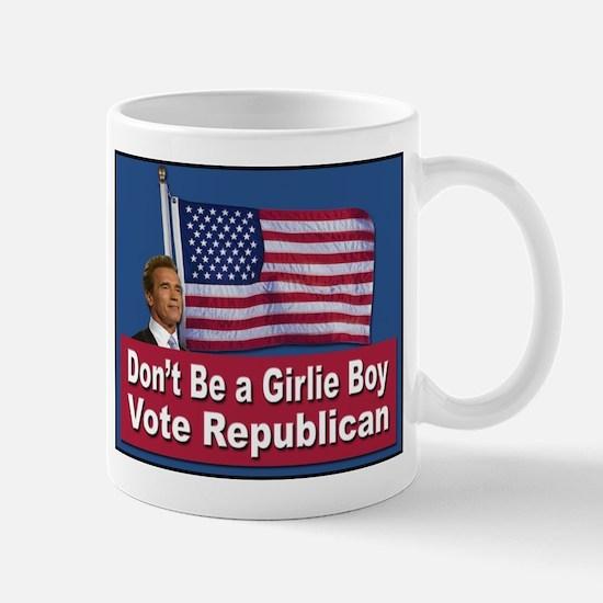 VoteRepublican1Shirt Mugs